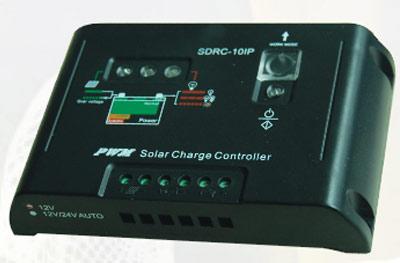Solar street lamp controller