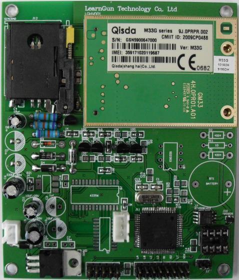 Поставка GSM / GPRS система беспроводного управления