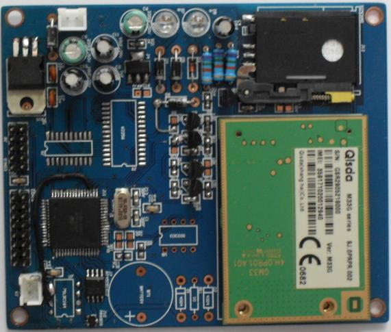 Поставка светодиодные системы управления (GSM0 расходы информации)