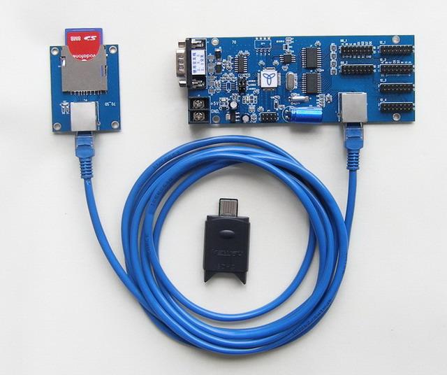 Светодиодные платы управления 70 SD Card контроллер