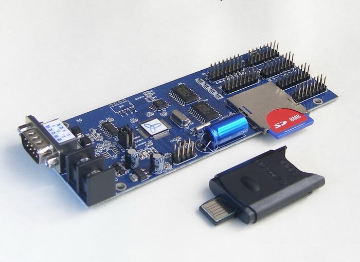 Светодиодные контрольной карты карты U контроллера диска карты 50