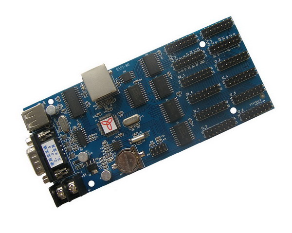 Светодиодный экран, SD-карта платы управления EASY-80