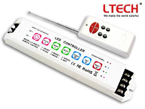 Светодиодные RGB-контроллера (Touch)