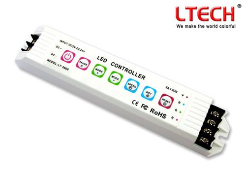 Светодиодные RGB-контроллера (без дистанционного управления)